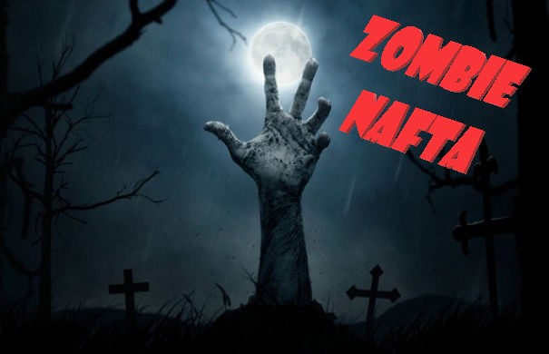 Zombie NAFTA- A North American Horror Story